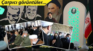 Kasım Süleymani için anma töreni düzenlendi