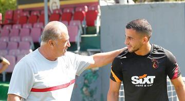 Galatasarayda Fatih Terimden Omar Elabdellaoui açıklaması