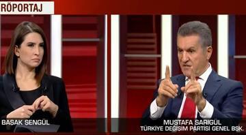 Mustafa Sarıgül: Asla kabul etmeyiz