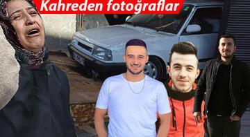 Ankarada esrarengiz ölümler Apartman garajında 3 kişinin cesedi bulundu
