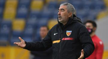 Kayserisporda Samet Aybabadan Beşiktaş maçı sonrası istifa açıklaması