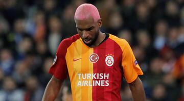 Galatasarayda Babel geri döndü, cezalı Arda Turan kafilede