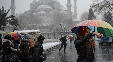 İstanbul'a kar yağacak mı Açıklamalar peş peşe geldi…