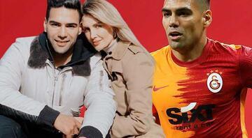 Radamel Falcaodan şaşırtan hareket Galatasarayı Instagramdan sildi