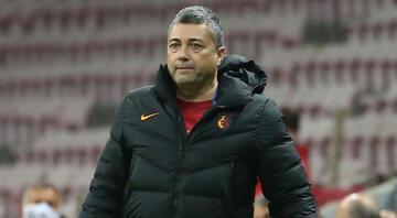 Galatasarayda Levent Şahin: Çok çok üzgünüm