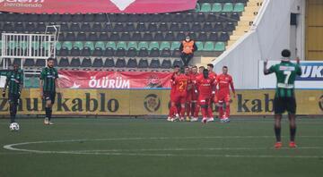 Denizlispor 0 - 1 Kayserispor / Maçın özeti