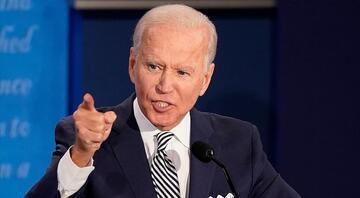 Joe Bidendan ilk açıklama: Bu bir kalkışmadır