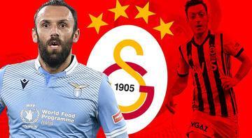 Son Dakika | Galatasaraydan Fenerbahçenin Mesut Özil hamlesine karşı transfer hamlesi Vedat Muriqi...