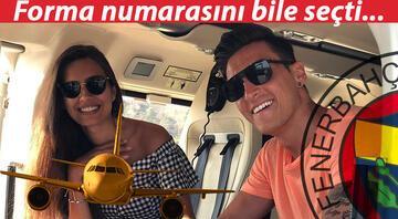 Ve Mesut Özil Fenerbahçe için yola çıktı İstanbula geleceği tarih...