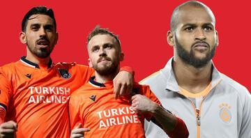 Başakşehirden Galatasaraya İrfan Can yanıtı: 7 milyon Euro ya da Marcao