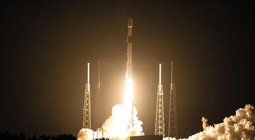 TÜRKSAT 5A uydusu uzayda