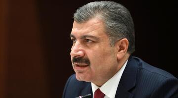 Sağlık Bakanı Fahrettin Koca'dan gazetecilere teşekkür
