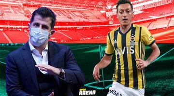 Fenerbahçenin istediği Mesut Özil için bomba iddia Transfer için tek şartı var