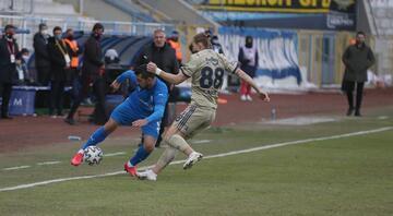 Fenerbahçede Caner Erkin cezalı duruma düştü