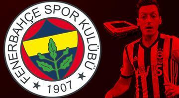 Mesut Özil transferine odaklanan Fenerbahçeden Dorukhan Toköz bombası Beşiktaş...