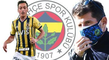 Mesut Özilden Fenerbahçe için büyük fedakarlık
