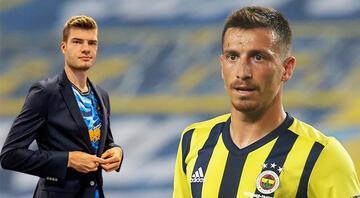 Fenerbahçeden Mert Hakan Yandaş hamlesi Sörloth...