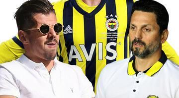 Fenerbahçede 4 ayrılık birden Transferler resmen açıklanınca...