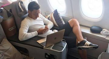 Son Dakika   Mesut Özil, Fenerbahçede giyeceği forma numarasını açıkladı