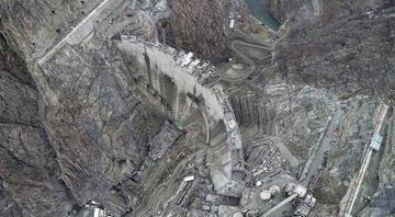 Dev projede son 4 metre Türkiyenin en yükseği olacak