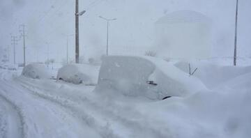 Bitliste kar kalınlığı 1 metreyi buldu, 290 köy yolu ulaşıma kapandı
