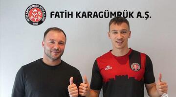 Fenerbahçede ayrılık Serhat Ahmetoğlu resmen Fatih Karagümrükte...