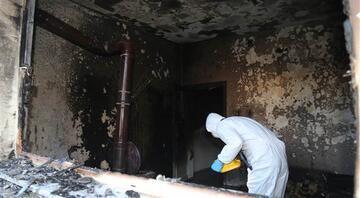 Gaziantepteki yangından acı haber: 2 çocuk hayatını kaybetti