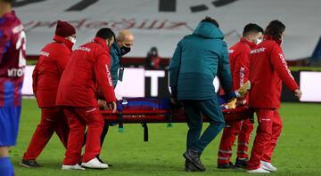 Trabzonsporda Abdülkadir Ömür şoku