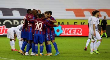 Trabzonspor 3-1 Konyaspor / Maç sonucu