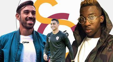 Transferde mutlu son Zorlu pazarlık bitti ve Galatasaraya geliyor...