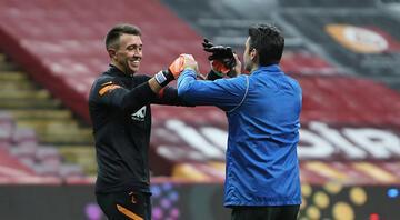 Galatasarayda Fernando Musleranın geri dönüşü tarihe geçti