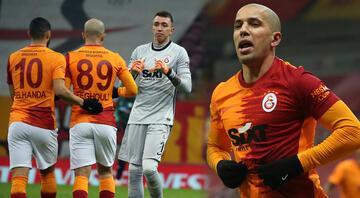 Galatasaray 6-1 Denizlispor / Maçın özeti ve goller