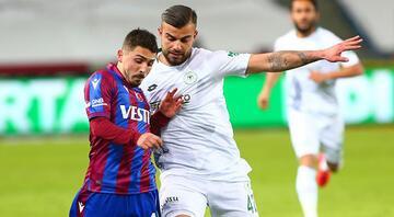 Trabzonsporda Abdülkadir Ömür 3 ay yok