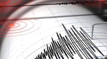 İzmirde peş peşe korkutan depremler