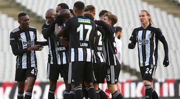 Fatih Karagümrük 1-4 Beşiktaş (Maç Özeti ve Golleri)