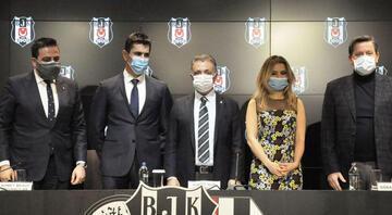 Beşiktaş Erkek Basketbol Takımına yeni isim sponsoru