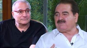 İbrahim Tatlıses ve Mehmet Ali Erbil buluştu... Gözyaşları sel oldu