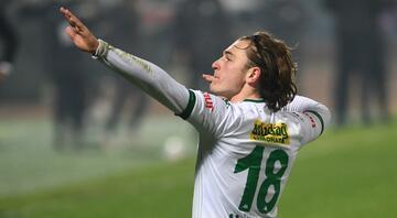 TFF 1. Ligin en genç golcüsü Ali Akman 10 gole ulaştı...