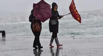 Meteorolojiden İstanbul için sarı kodlu uyarı yapıldı