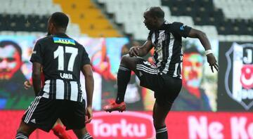 Süper Lig'in en iyi ikilisi Aboubakar ve Larin 23 gol...