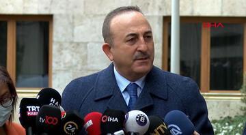 Dışişleri Bakanı Mevlüt Çavuşoğlundan kaçırılan denizcilere ilişkin açıklama