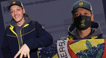 Fenerbahçe Mesut Özilin maaşını açıkladı İşte sözleşme detayları...