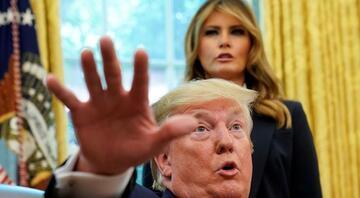 Trumpın yeğeni konuştu: Melania boşanmak istiyor
