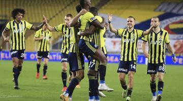 Fenerbahçe 3-0 Kayserispor (Maç özeti ve golleri)