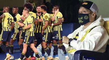 Fenerbahçe - Kayserispor maçının ardından... Mesut Özil'in, 3 yılda 9.5 milyon Euro alacağına...