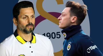 Fenerbahçede Erol Buluttan Mesut Özil kararı Galatasaray derbisinde...
