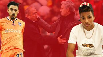 İrfan Can Kahveci derken Galatasaraydan Gedson Fernandes bombası Fatih Terim Mourinho ile görüştü...