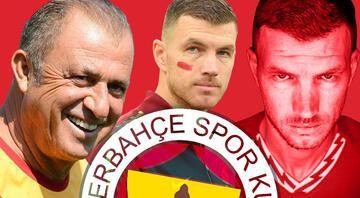 Edin Dzeko için Galatasaray açıklaması Fenerbahçe için maliyeti olay olmuştu...