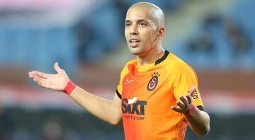 Galatasaray Sofiane Feghoulinin durumunu açıkladı