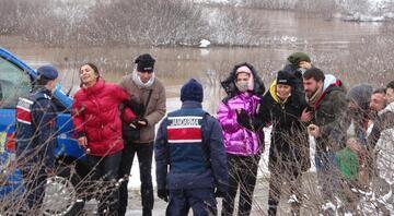 Çanakkalede 2 kişi barajda kaybolmuştu Acı haber geldi